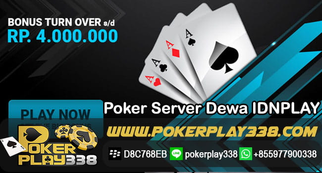 Poker Server Dewa IDNPLAY