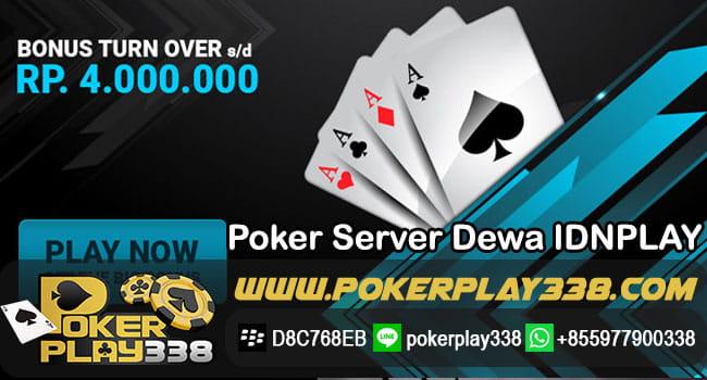 Poker Server Dewa IDNPLAY - IDN Play   Poker Uang Asli